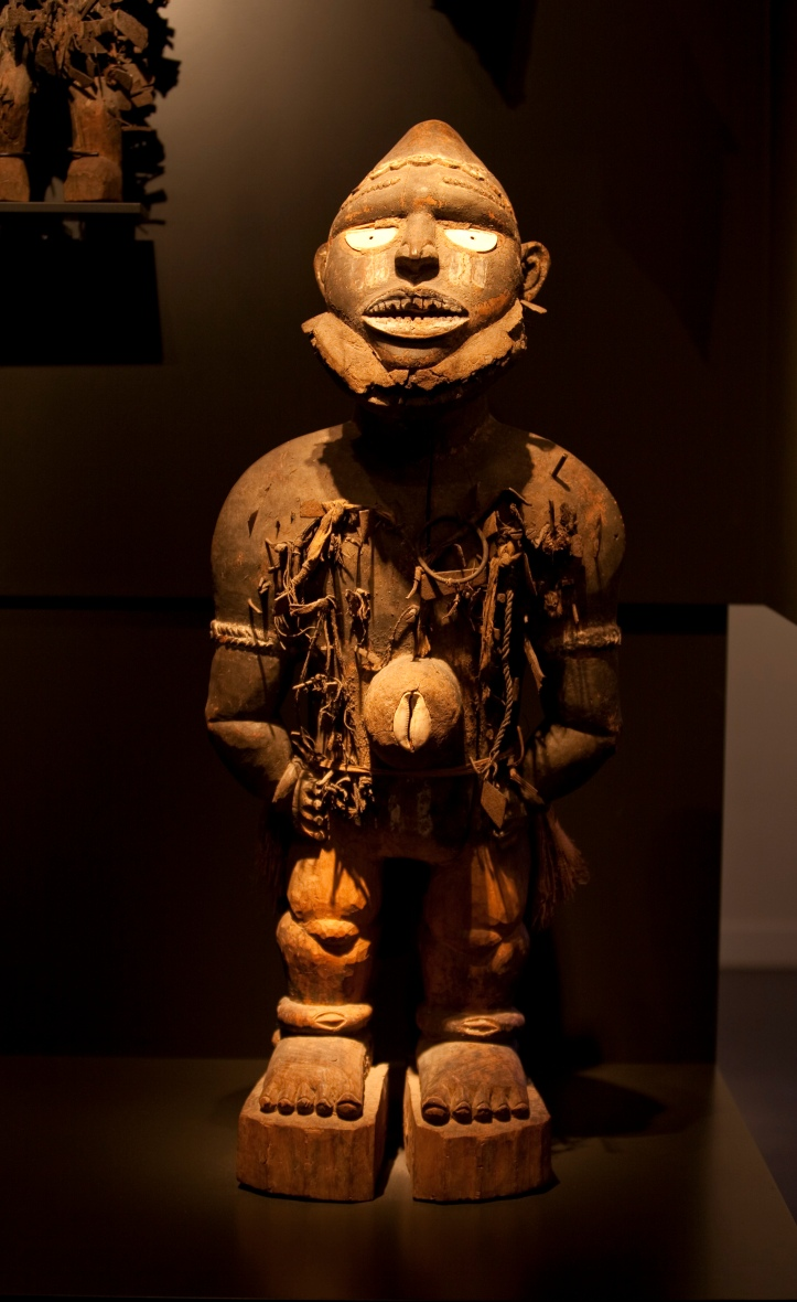Nkisi nkondi Mangaaka 1880-1900