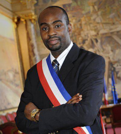 Jean-Paul Makengo Adjoint au maire de Toulouse (2008-2014)