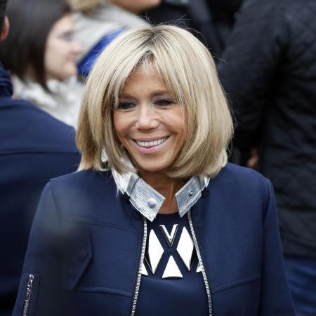 À l'élection de son mari à la tête de la France, une chroniqueuse québecoise s'est réjouie que la France ait sa Michèle Obama. Crédit Photo: Getty